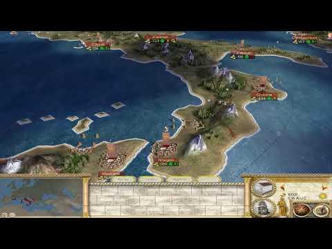 [Livestream] Rome Total War Modded