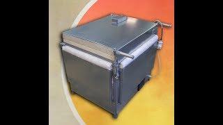 Муфельная печь дешевле, чем своими руками. Часть 2