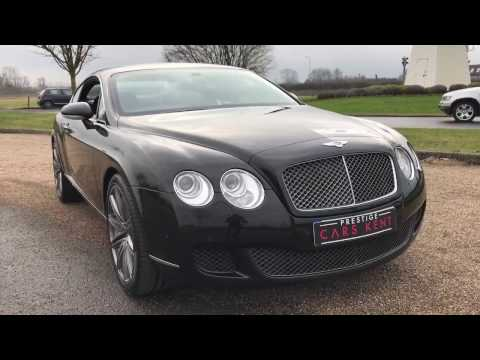 2009 Bentley Continental GT Speed - Prestige Cars Kent
