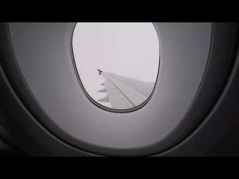 Qatar Airways A380 Business Class von Paris nach Doha