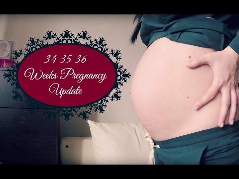 34 35 36 Неделя беременности / Эмоции / Схватки