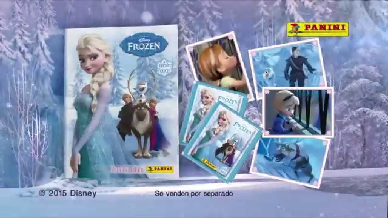 Panini-Frozen-Frozen serie 3 cromos-nº f8