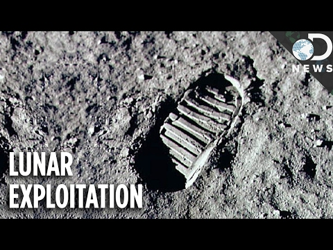 The Trillion Dollar Reason To Go Back To The Moon