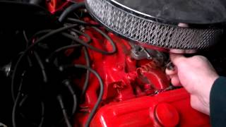 1967 Buick skylark 340 engine running