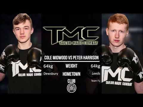 TMC 2: Peter Harrison vs Cole Midwood
