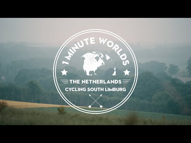 THE NETHERLANDS 🌍 CYCLING SOUTH LIMBURG