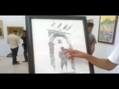 متحف احمد زبانة 15 اكتوبر 2012
