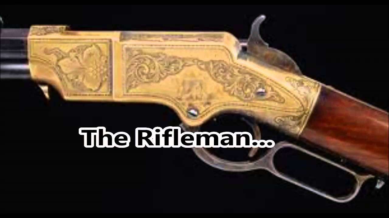 what kind of rifle did the rifleman use