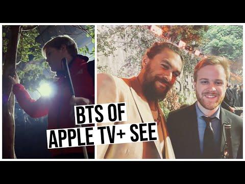 How Blind People Helped Create Apple TV+ SEE | Behind the Scenes