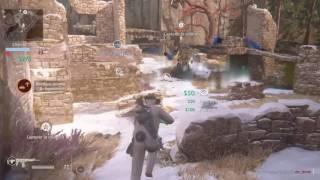 Uncharted 4: Test Roi de la Colline #1