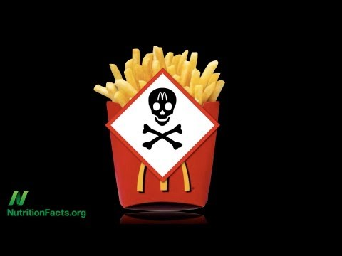 Acrylamide in French Fries
