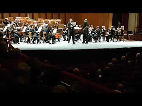 ALBA ANTONINO- W. A. Mozart concerto n°4 in Mib Maggiore Kv 495