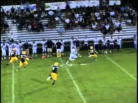 Tucker Redd (Games 1-4) 2012 Bonneville High School UT