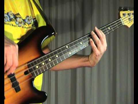 Maroon 5 - Misery - Bass Cover