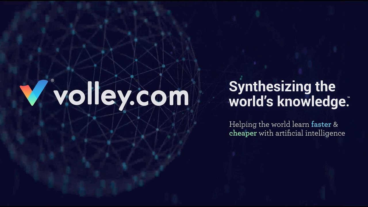 Volley: The Knowledge Engine™ for Enterprise