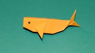 How To Make An Origami Whale 02