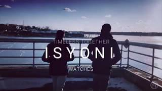 ISYONI watches.  Share moments
