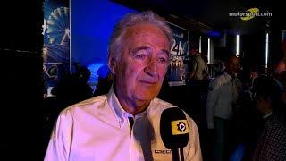 24 Heures du Mans 2018 - Interview d'Hugues de Chaunac