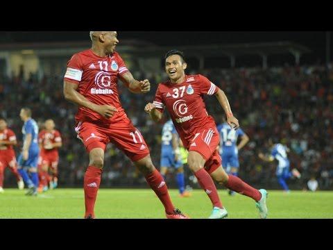 But De El Hadji Diouf   Sabah FA 3-2 DRB-Hicom FC