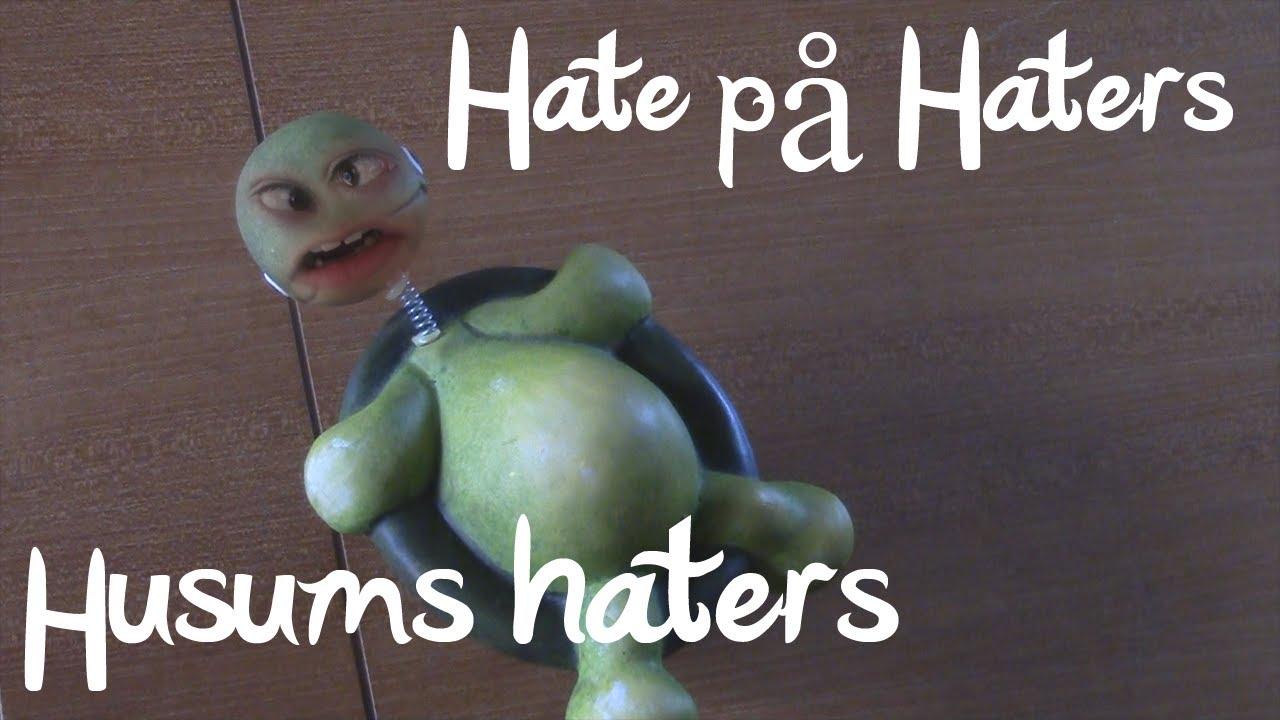 Hate på Haters - Alexander Husums Haters