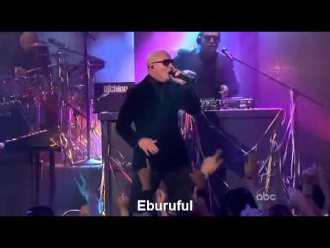 Pitbull - Don't Stop The Party & We Will Not (New Year's Rockin' Eve 2013)