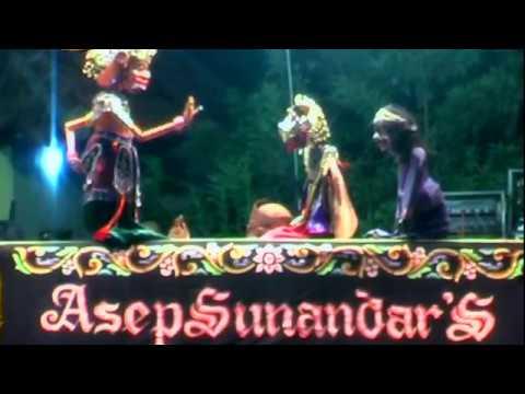 WAYANG GOLEK - ASEP SUNANDAR SUNARYA 02 #siftop