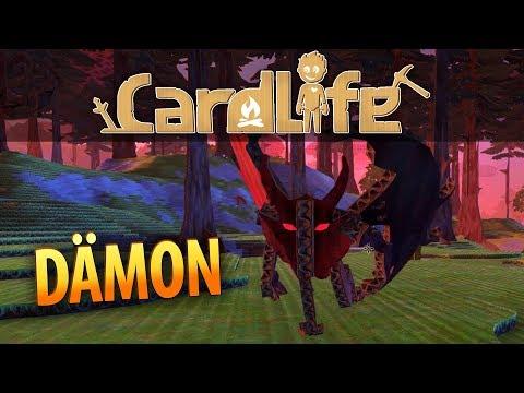 Cardlife #05 | Dämonen in der Nacht | Gameplay German Deutsch