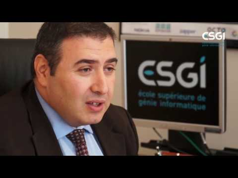 ESGI - Master in management and advice for information system