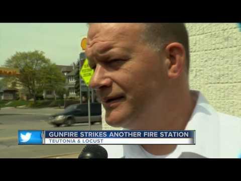 Milwaukee fire station hit by gunfire