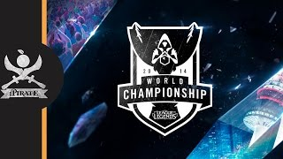 S4 World Championship Highlights | Epic Montage | League of Legends | Season 4 Worlds