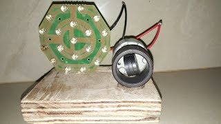 Energy Generator by Using Small Magnets
