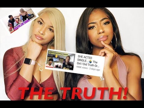 SHE ACTED SINGLE??? | REACTION - THE TRUTH. FT DEJA GOOD