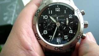 Breguet Type XX Transatlantique Titanium Flyback Chronograph