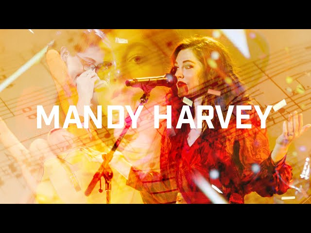 Mandy Harvey: America's Got Talent 'Golden Buzzer' Winner, Singer, Songwriter, and Inspiration