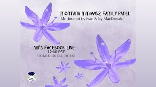 Families First: Honoring the Voices and Stories of Montana MMIWG2 Families