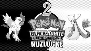 Pokemon B&W EXTREME Randomizer Nuzlocke Versus Episode 2 w/ Marolt! | REVENGE IS SWEET!