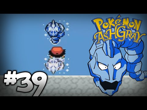 Let's Play Pokemon: Ash Gray - Part 39 - The Crystal Onix