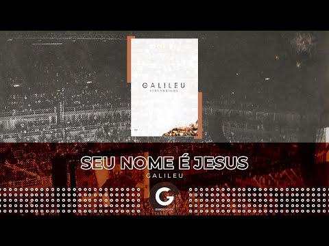 Seu Nome é Jesus - Fernandinho (DVD Galileu Ao Vivo)