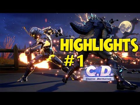 Season 8 Highlights #1 NotLSD on Creative Destruction