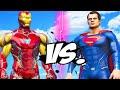Gambar cover IRON MAN VS SUPERMAN - EPIC BATTLE