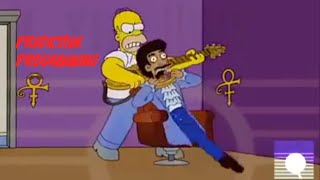 Prince's Death Predicted By The Simpsons & The 3 Death Ritual (Illuminati Blood Sacrifice Exposed)