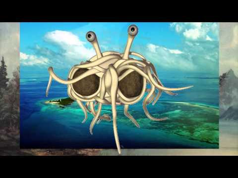 Pastafarian Creation Myth
