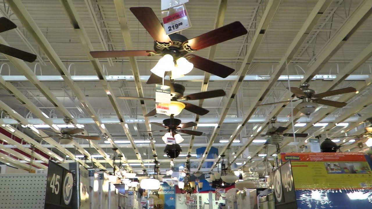 noma schoolhouse ceiling fan taraba home review. Black Bedroom Furniture Sets. Home Design Ideas