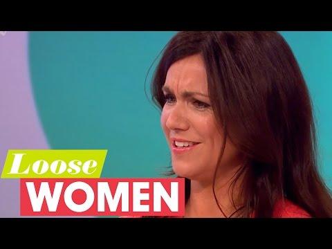 Katie Price Thinks Susanna Reid Has Had Botox   Loose Women