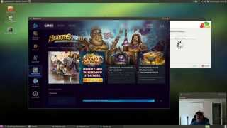 Play Hearthstone on Linux with Intel Integrated Graphics