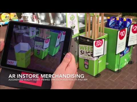 VIRTUAL PROTOTYPING at one of our favorite garden centers