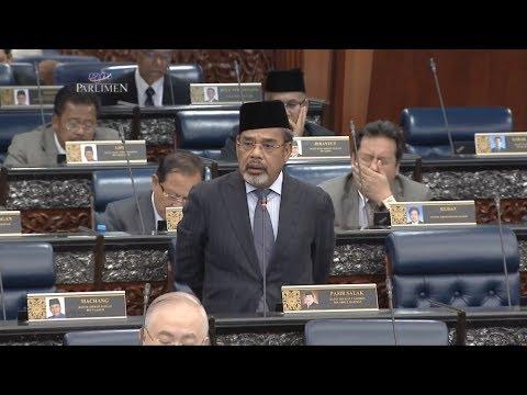 Tajuddin: I don't like the minister's cynic laugh