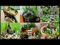 Los jardines en miniatura más detallados y hermosos del mundo