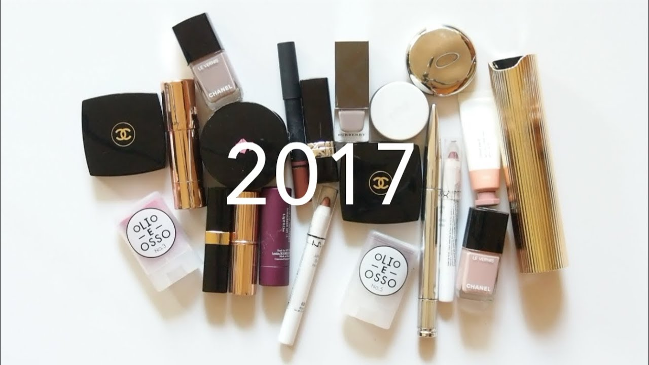2017 Beauty Favourites | Most Used Makeup Products