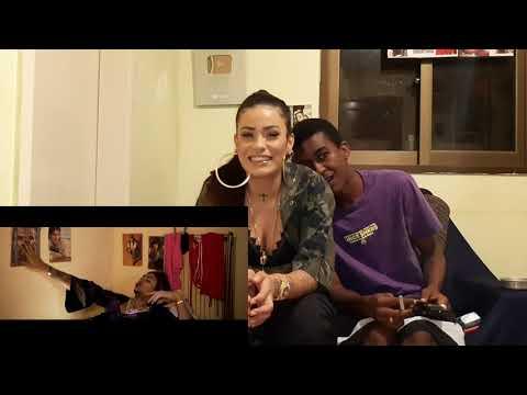 Jhony MC & India Lua - REACT - NÃO DA MAIS - Cmk, Xamã E Chino